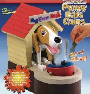 Dog Action Bank