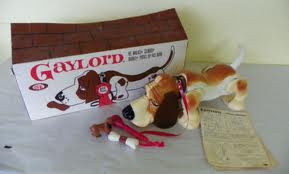 Gaylord, Box & Stuff it came with