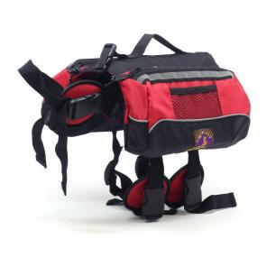Red Dog Backpack